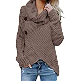 Dorical Frauen Kleidung Langarm Solid Sweatshirt Pullover Tops Plus Size Fashion Bluse Shirt Clearance