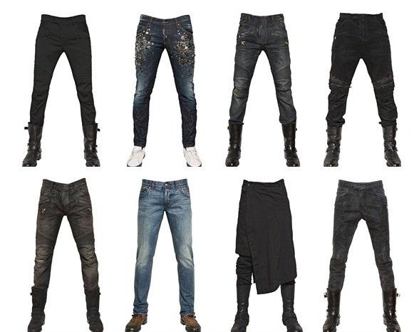 Die Welt der Designer Jeans