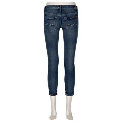 7 For All Mankind 7/8-Jeans Gwenevere Cropped