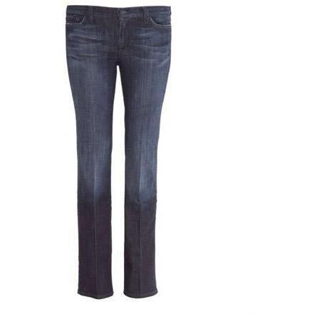 7 For All Mankind - Boot Cut Modell High Waisted Bootcut LADK Farbe Blaue Waschung