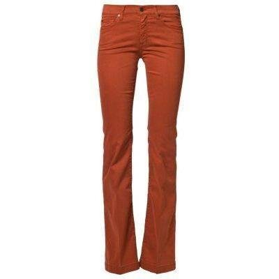 7 for all mankind CHARLIZE Jeans rostrot