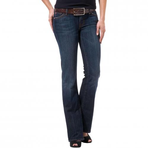 7 for all mankind Damen Jeans Bootcut in New York Dark