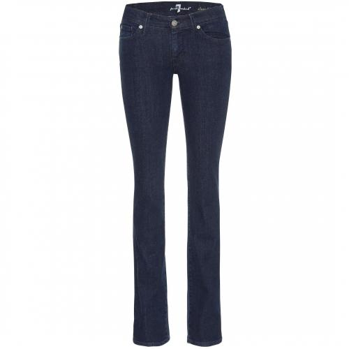 7 for all mankind Damen Jeans Classic straight leg
