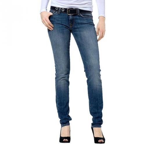 7 for all mankind Damen Jeans Roxanne in Medium New York