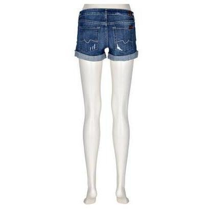 7 For All Mankind Denim-Shorts