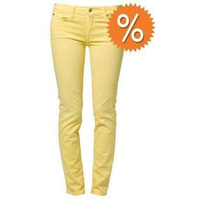7 for all mankind GWENEVERE Jeans lemon drop