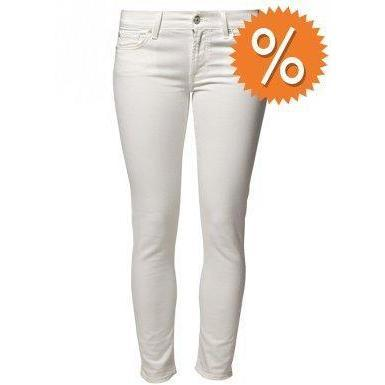 7 for all mankind GWENEVERE Jeans weiß