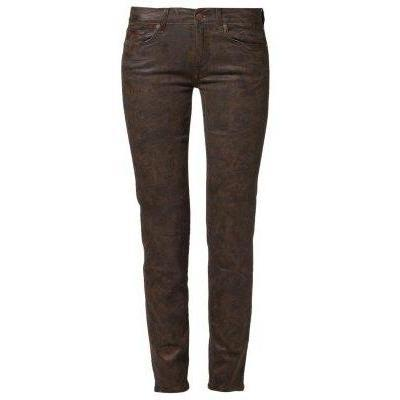 7 for all mankind GWENEVERE VINTAGE GUMMY Jeans brown