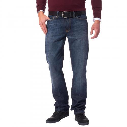 7 for all mankind Herren Jeans Slimmy Blue Denim