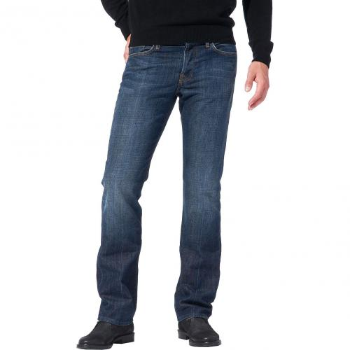 7 for all mankind Herren Jeans Standard Blue Denim