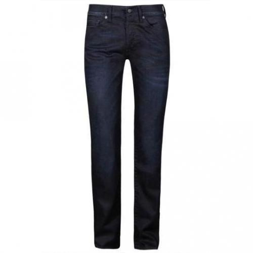 7 For All Mankind - Hüftjeans Standard KP Blau