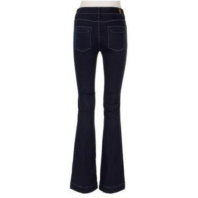 7 For All Mankind Jeans Biancha Flare High Waist