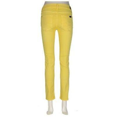 7 For All Mankind Jeans Gwenevere Gelb
