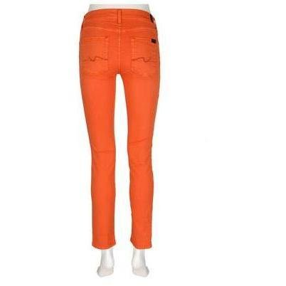 7 For All Mankind Jeans Gwenevere Orange
