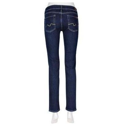 7 For All Mankind Jeans Roxanne Dunkelblau