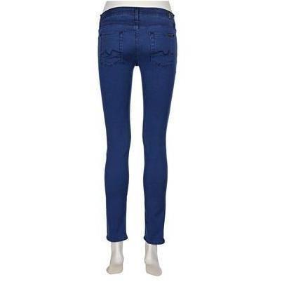 7 For All Mankind Jeans Skinny Verkürzt