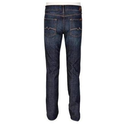 7 For All Mankind Jeans Slimmy Dunkelblau