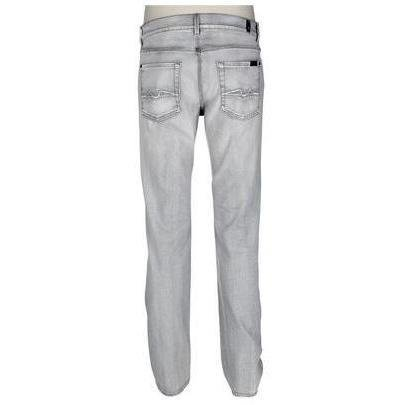 7 For All Mankind Jeans Slimmy Grau