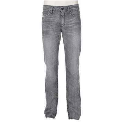 7 For All Mankind Jeans Slimmy Slim Fit Grau