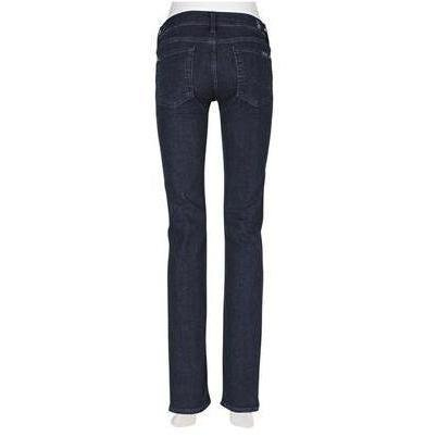 7 For All Mankind Jeans Straight Leg Navy
