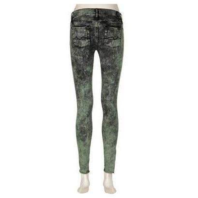 7 For All Mankind Jeans The Skinny Second Skin Legging