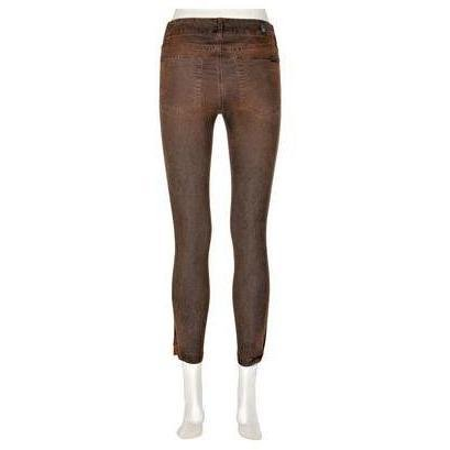 7 For All Mankind Jeans The Tailored Cropped Skinny
