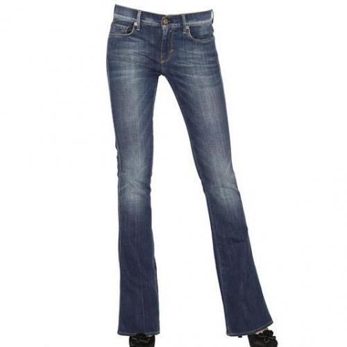 7 For All Mankind - Kaylie Slim Boot Cut Stretch Denim Jeans