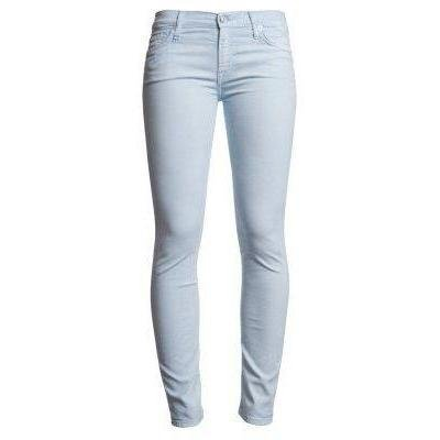 7 for all mankind SKINNY Jeans hellblau