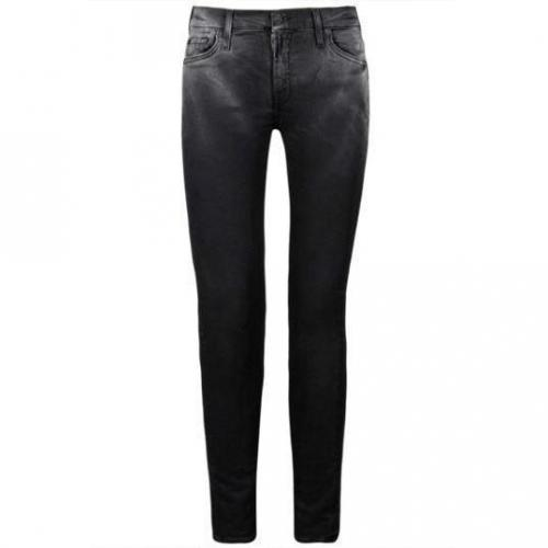 7 For All Mankind - Skinny Modell The Skinny IL Farbe Schwarz
