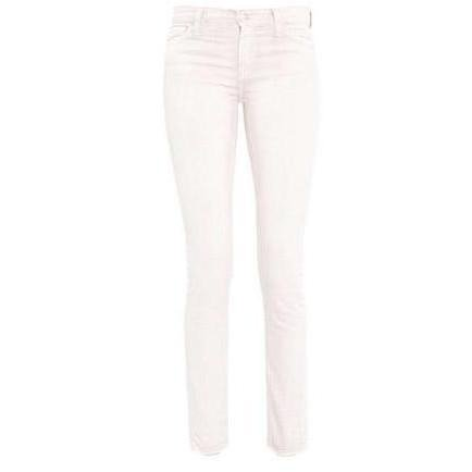 7 For All Mankind - Skinny Modell The Skinny Light Drill Street Farbe Rosa
