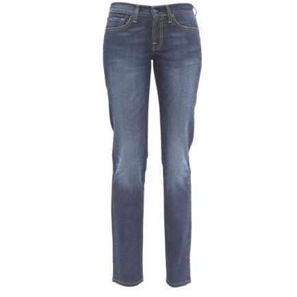 7 For All Mankind - Slim Modell Roxanne Melissa Fragrance Farbe Blau