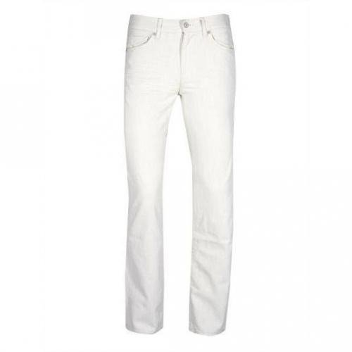 7 For All Mankind - Slim Slimmy Tropical Night Weiß