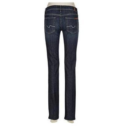 7 For All Mankind Straight-Leg-Jeans