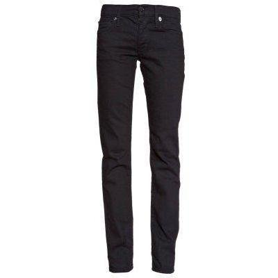 7 for all mankind STRAIGHT LEG Jeans schwarz