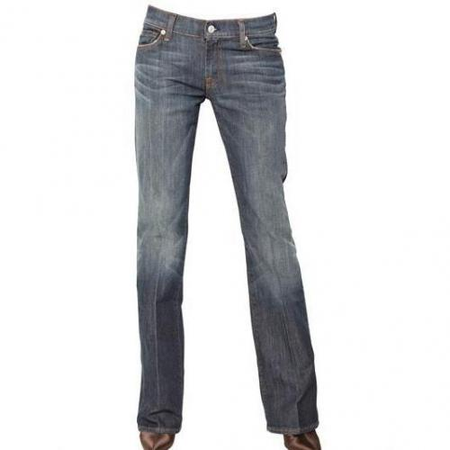"7 For All Mankind - Stretch ""Jennison"" Boot Cut Jeans"