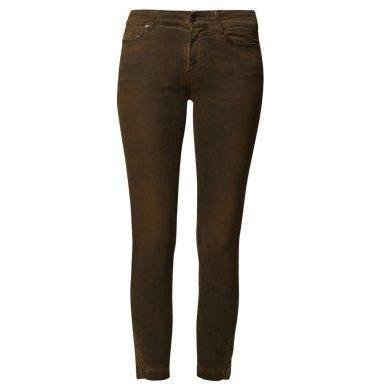7 for all mankind TAILORED CROP SKINNY Jeans dram