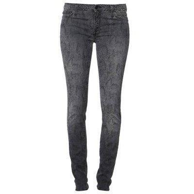 7 for all mankind THE SKINNY Jeans grau