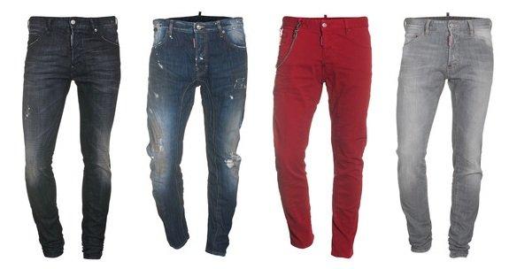 Dsquared Jeans – provokant, polarisierend und super sexy