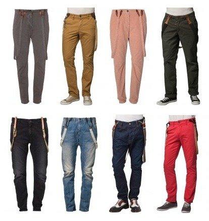 Hosenträger mit Jeans: Trend oder Fauxpas? Teil 2