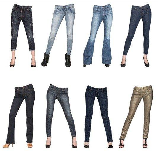 Was macht Luxus-Jeans aus? Teil 2
