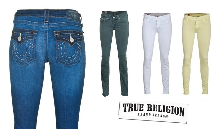 True Religion Jeans 2012: Der Hype Teil 2