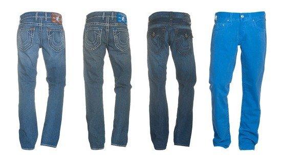 Die beliebtesten Jeans: Teil 3