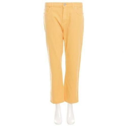 Acne Jeans Pop orange