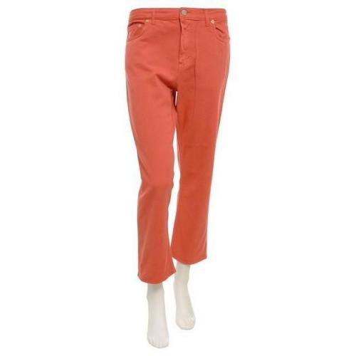 Acne Jeans Pop red