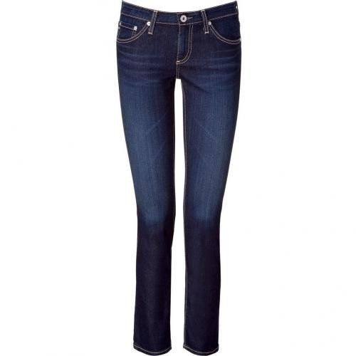 Adriano Goldschmied Blue Cigarette Stilt Jeans