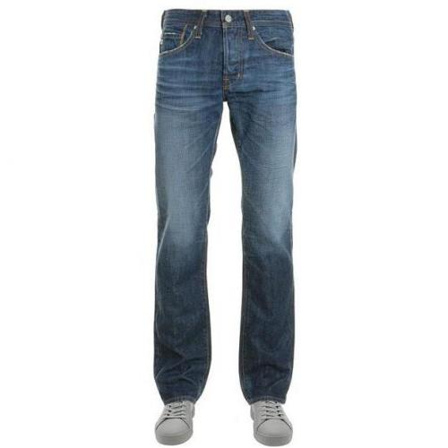 Adriano Goldschmied Jeans Matchbox blue