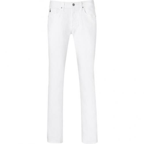 Adriano Goldschmied White Matchbox Jeans