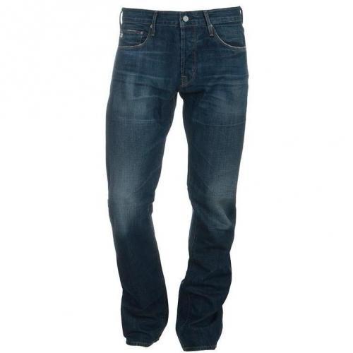 Ag Jeans Geffen Slouchy Slim Blau