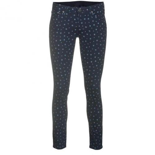 Ag Jeans The Legging Ankle Stars