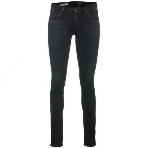 Ag Jeans The Legging Dark Charcoal